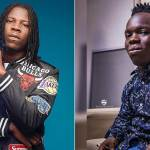 Shatta Bandle throws money into crowd at 2019 Bhim Concert in Tamale