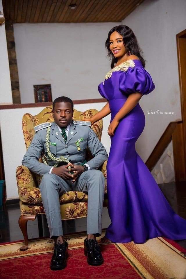 Read The Romantic Story Of How A Woman Got Married To A Man Who Said 'Hello' To Her On Facebook- PHOTOS 5