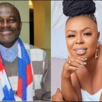 Afia Schwarzenegger Verbally Abuses Kennedy Agyapong For Calling Her Ugly(+Video)