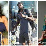 Hot Gossip: Adebayor breaks up with girlfriend Dillish Mathews
