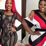 Fantana Flaunts Her Gorgeous Mother At The 2019 MTN 4Syte Music Video Awards- WATCH