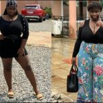 Maame Serwaa Puts Her Curves On Display And They Are To Die For (+Photos)