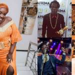 Stonebwoy's  Wife Commends Him After A Successful Ashaiman To The World Concert 2019