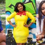 Akuapem Poloo after been snubbed on live Tv apologises to Efia Odo and Nana Ama McBrown