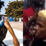 Kwesi Arthur goes blonde with his new hairstyle