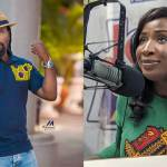 Naa Ashorkor goes head-to-head with Obrafour on his 'Ako' song