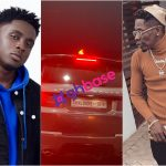 Kweku Smoke Buys A Brand New Range Rover After Shatta Wale's Boys Vandalized His Mercedes Benz(+Photos)