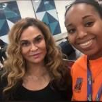 Year Of Return: Beyoncé's Mum, Tina Knowles Arrives In Ghana- Photos