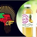 JuiceMe Ghana, the official beverages sponsor of The Taste of Afrika