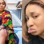 Tonto Dikeh Replies Afia Schwar After She Failed To Properly Read Her Post On IG