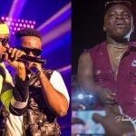 Rudeboy performs 'Audio Money' song with Shatta Bandle at Rapperholic 19