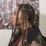 Beyoncé spotted in a Ghanaian hairdressing saloon – Is she in Ghana? Find out