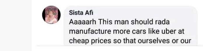 Apostle Safo Kantanta is a big JOKE! – Ghanaians react to Kantanka's nonprofitable Carplane