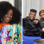 "Video: Emelia Brobey Hit The Studio With Wendy Shay And Bullet To Record A New Song ""Odo Electric"""