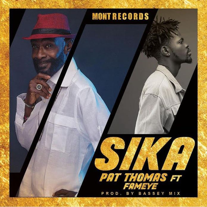 """fameye pat thomas - Fameye Finds Favour In The Eyes Of Pat Thomas & Gets Featured In His New Song, """"Sika"""""""