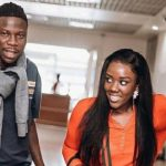 See The Beautiful Way  Stonebwoy Celebrated His Wife's Birthday (+Video)