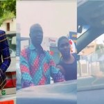 Pope Skinny Exposes Old Man With Three Side Chicks- Photos