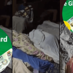 Video: Most people in Kumasi have abandoned their homes; sleep outside in the name of Ghana Card registration