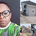 Nigeria's Aki Shares Photos Of His Newly Built Expensive Mansion (Photos+Video)