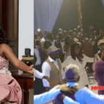 Video: Watch The Moment Kennedy Osei Turned Rapper Overnight To Entertain Mrs Tracy