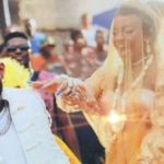 Davido Traditionally Weds Chioma In New Photos That Have Surfaced