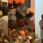 Check Out HOW Fella Makafui Surprised Medikal With Valentine Day Present – VIDEO