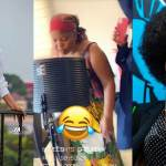 Mzvee's mother hits the studio with her daughter to record a song together (Video)