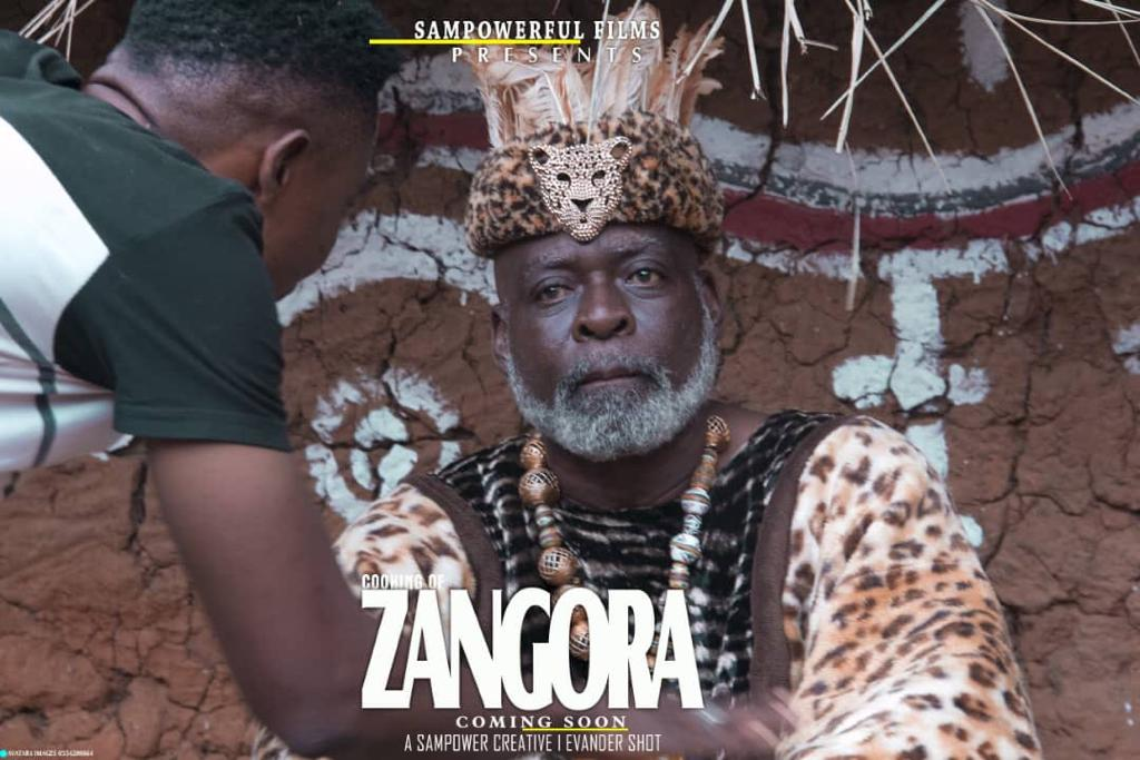 ZANGORA movie