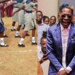 Shatta Wale Reacts After School Children Marched In His Branded 'Reign' Socks At Ghana's Independence Celebration