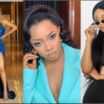 How Dare You Lecture Me On What To Write On My Own Page? Toke Makinwa Descends On Fan