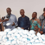 Kennedy Agyapong Donates 3,000 Pieces Of Face Masks To Ridge Hospital