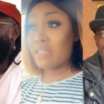 Adebayor Pens Down A Thoughtful Message To Sandra Ababio And Lil Win Over Gay Allegations Between Him And Funny Face
