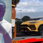 The Guy Who Made Shatta Bandle Famous, Dada Joe Remix Buys 2019 Lamborghini URUS Worth $200,000 For Himself