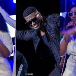 Hajia4Real Excite Fans And Peter Of P-Square Fame With Her Freestyle Rap – VIDEO