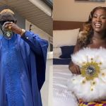 First Set Of Photos And Videos From Medikal And Fella Makafui's Traditional Marriage (PHOTOS + VIDEOS)