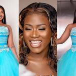 Tacha Begins Bridesmaid Duties After Fella Invited Her To Be Her Bridesmaid For Her White Wedding