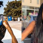 Efia Odo Must Be Really Missing Kwesi Arthur, For Her To Give Him A Reply Like This