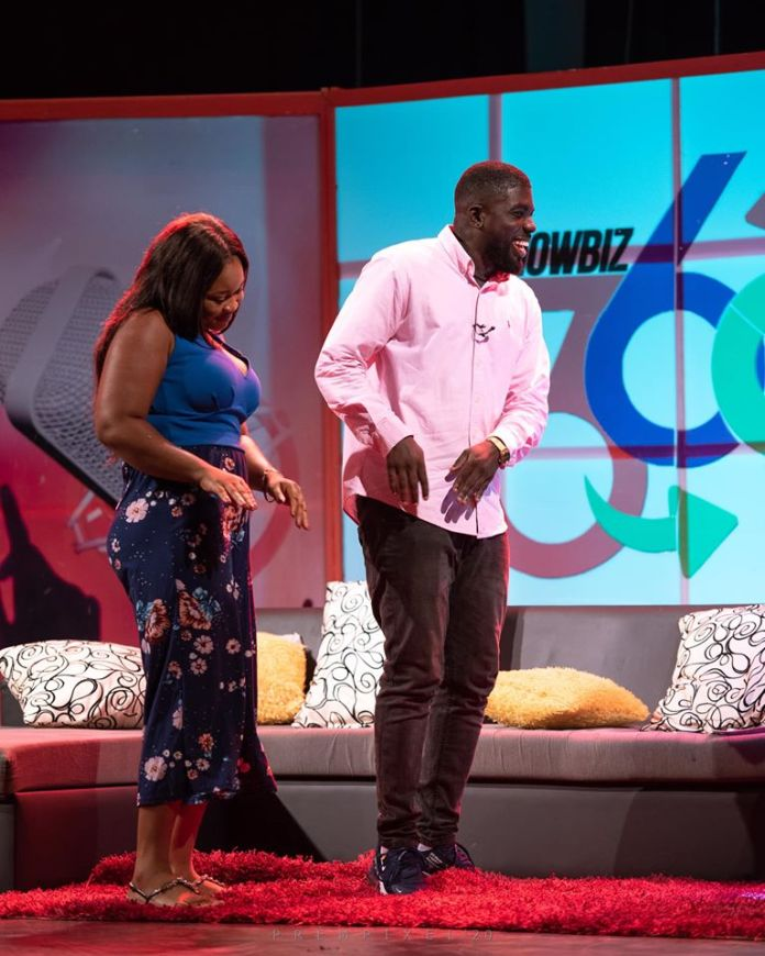 Freelove and Ignatius from TV3's Date Rush settle their differences. - photos 2