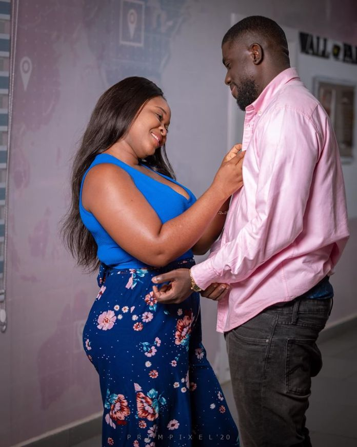 Freelove and Ignatius from TV3's Date Rush settle their differences. - photos 4