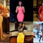 Top 5 Most Curvy Ghanaian Celebrities, See Who Tops The Chart(+Video)