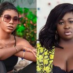 Hot Video: Watch The Moment Freda Rhymz And Sister Afia Nearly Exchange Blows At The Premises Of TV3