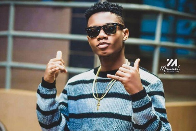 'Kuame Eugene Doesn't Know How To Talk'- KiDi (+Video)
