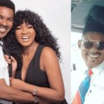 Omotola Jalade Reacts As Her Husband Flies Back Chinese Doctors- Was She Scared?