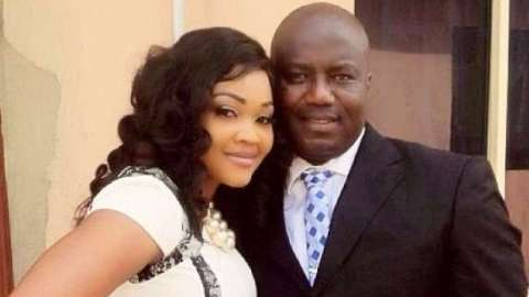 'Be Ready To Pay School Fees For Wishing Yourself Happy Father's Day'- Former Husband Of Mercy Aigbe Jabs Her For Ignoring Him On Father's Day