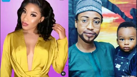 Thank You Making Me A Father And A Mother – Tonto Dikeh Sparks Controversy On Father's Day