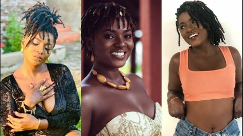 As Long As I Have A Roof Over My Head And Food On My Table, I Don't Care About What People Say About Me – Ahoufe Patri