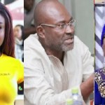 'This is Long Overdue'- 'Drug Addict' Daughter of Kennedy Agyapong Joins Mother To Fight Him