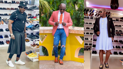 'I Have 40 Blazers, 39 Suits, 350 Pair Of Shoes, 43 Watches And 26 Glasses'- Osebo Brags