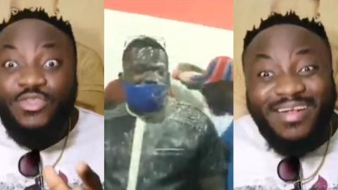DKB Gives Obour A Consolable Message After Loosing NPP Primaries At Asante Akyem