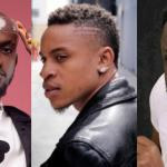 Rotimi Picks Lines From Ofori Amponsah After Pulling Down Mr. Drew's Song Because Of Similar Action (Video)